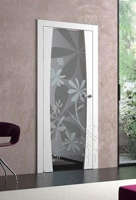 Интериорни врати със стъкло