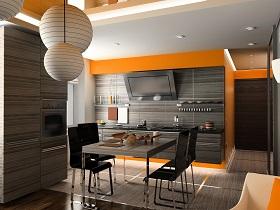 Модерни кухни